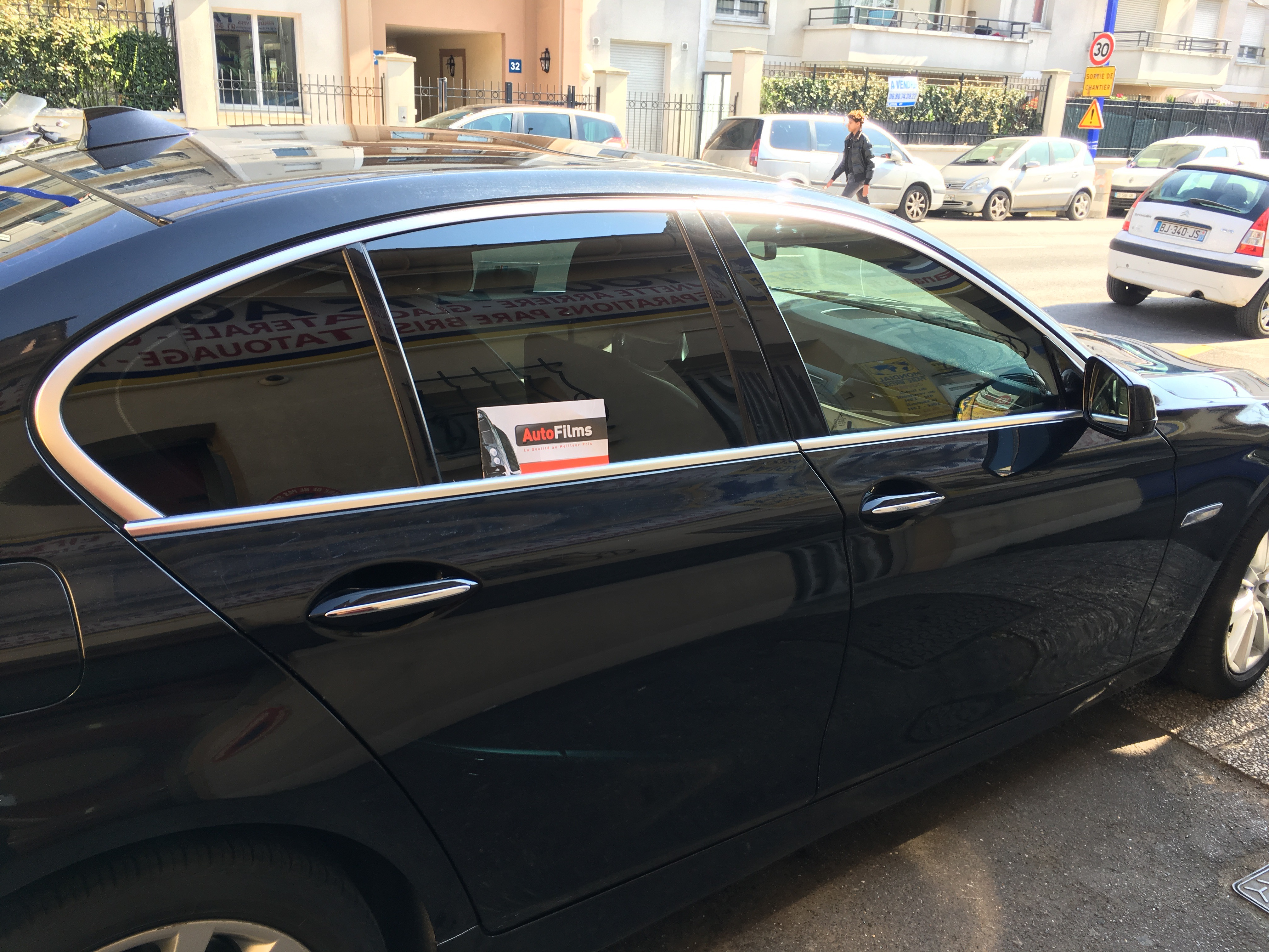 img 2686 vitre teint e automobile pose vitres teint es pour voiture autofilms sp cialise. Black Bedroom Furniture Sets. Home Design Ideas